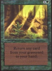 Regrowth on Channel Fireball