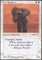 War Elephant (Dark)