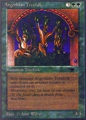 Argothian Treefolk on Channel Fireball