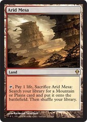 Arid Mesa on Channel Fireball