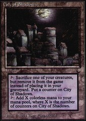 City of Shadows on Channel Fireball