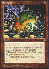 Aeolipile on Channel Fireball