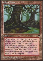 Hollow Trees on Channel Fireball