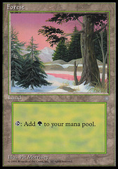Forest (Pink Sky, Pink River) on Channel Fireball