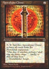 Apocalypse Chime on Channel Fireball