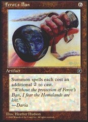 Feroz's Ban