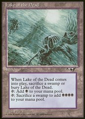 Lake of the Dead on Channel Fireball