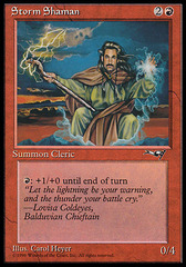 Storm Shaman (Male)