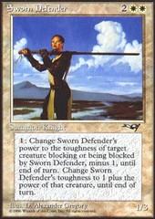 Sworn Defender