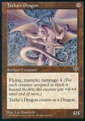 Teeka's Dragon on Channel Fireball