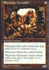 Phyrexian Marauder on Channel Fireball