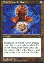 Teferi's Puzzle Box on Channel Fireball