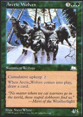 Arctic Wolves on Channel Fireball