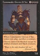 Commander Greven il-Vec