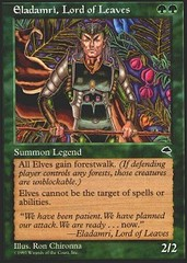 Eladamri, Lord of Leaves on Channel Fireball
