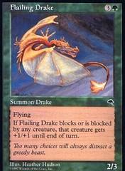 Flailing Drake