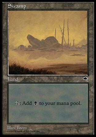 Swamp (Rock, yellow fog)