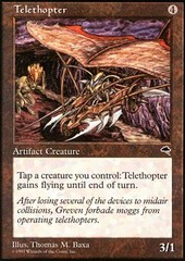 Telethopter