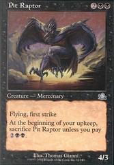 Pit Raptor