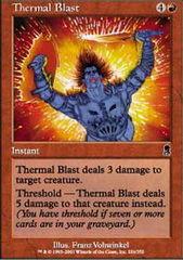 Thermal Blast