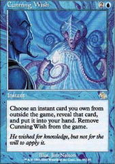 Cunning Wish on Channel Fireball