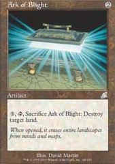 Ark of Blight on Channel Fireball