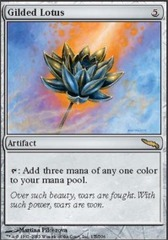 Gilded Lotus on Channel Fireball