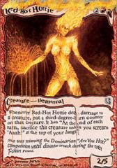 Red-Hot Hottie