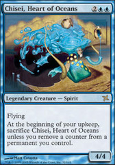Chisei, Heart of Oceans on Channel Fireball