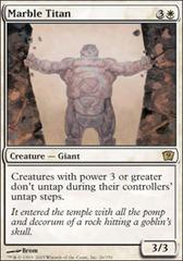 Marble Titan
