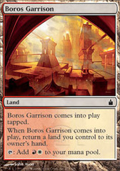 Boros Garrison on Ideal808