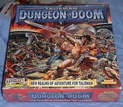 Talisman 3rd Edition - Dungeon of Doom Expansion