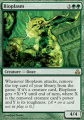 Bioplasm on Channel Fireball