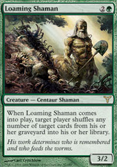 Loaming Shaman on Ideal808