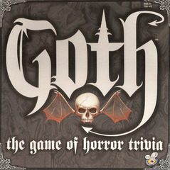 Goth: The Game of Horror Trivia