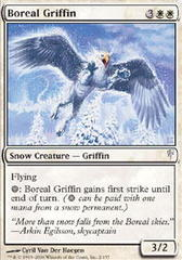 Boreal Griffin on Ideal808