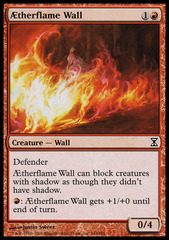 AEtherflame Wall on Channel Fireball