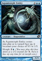 Aquamorph Entity on Channel Fireball