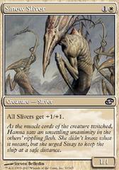 Sinew Sliver