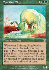 Spitting Slug