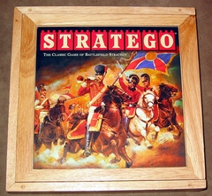 Stratego: Nostalgia Wooden Box Edition