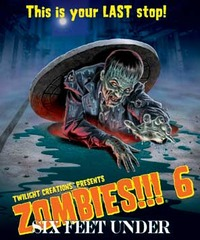Zombies!!! 6: Six Feet Under