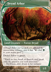 Dryad Arbor on Channel Fireball