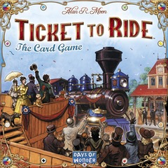 Ticket to Ride: The Card Game