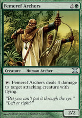 Femeref Archers