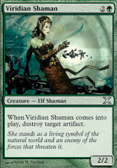 Viridian Shaman on Ideal808