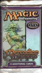 Mercadian Masques Booster Pack on Channel Fireball