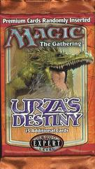 Urza's Destiny Booster Pack on Channel Fireball
