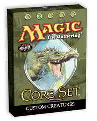 9th Edition Custom Creatures Theme Deck