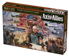 Axis and Allies: 1942 Second Edition on Channel Fireball